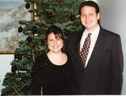 This photo of John Schroeder and his wife Terri was taken in 1997, two years after John joined Kalsi Engineering as a full-time employee. John and Terri have been married 22 years, and have two sons, ages 12 and 14.