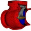 fea_swing_check_valve_transient_dynamic