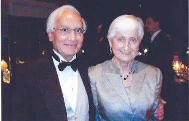 Mr. and Mrs. Kalsi are long term supporters of the Houston Symphony.