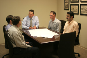 The engineering support team provides technical review and input for rotary seal implementations. The team has 115 years of combined experience in rotary seals and oilfield equipment.
