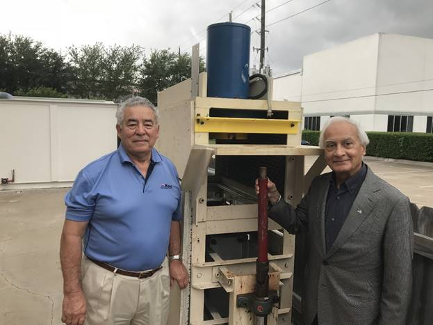 Kalsi Engineering's first high-pressure rotary seal test fixture