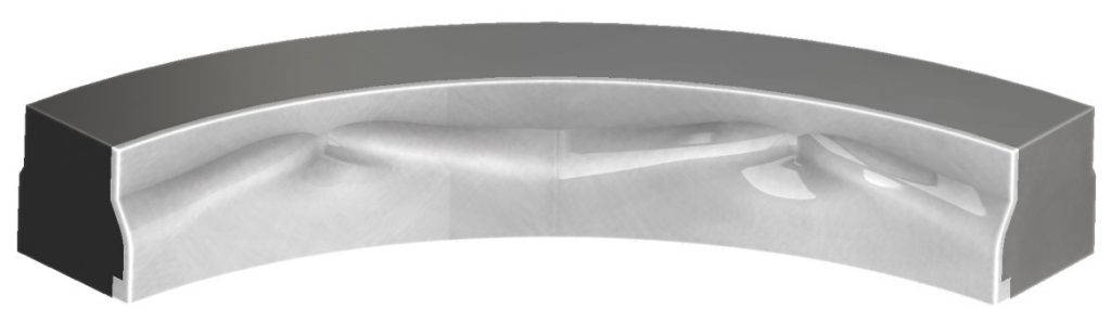 high pressure rotary seal
