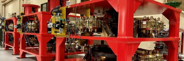 High Capacity Quarter-turn Actuator Test Stand