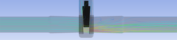 Development and Implementation of High Flow Gate Valve Model In KVAP